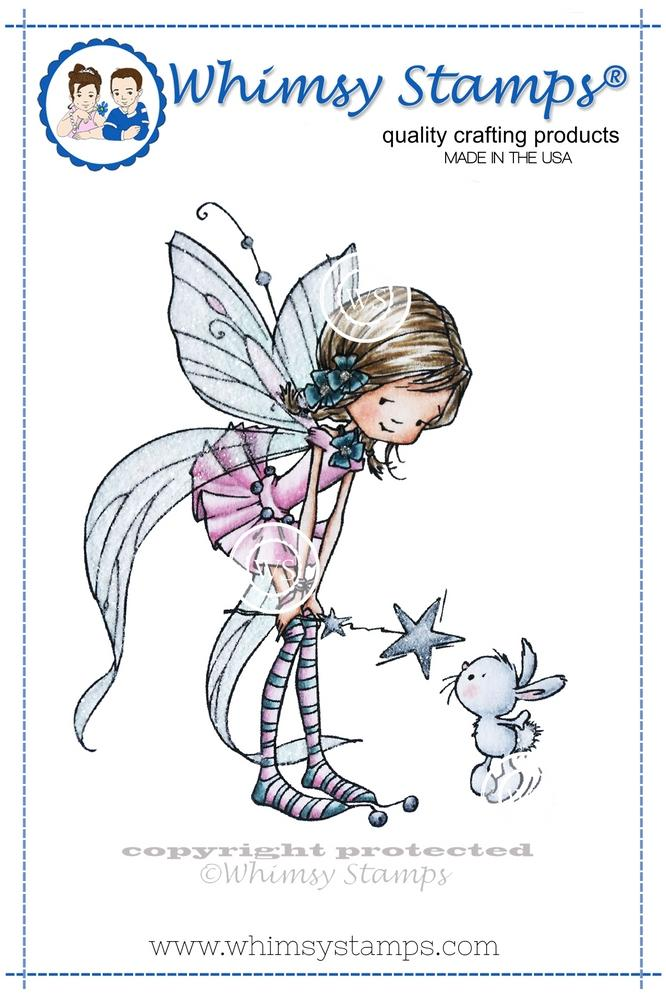 Whimsy Stamps - Fairy Friends
