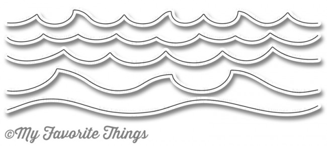 My Favorite Things - Die-namics Ocean Waves