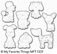 *NEW* - My Favorite Things - Die-namics Canine Companions