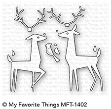 My Favorite Things -  Delightful Deer Die-namics