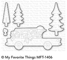 *NEW* - My Favorite Things - Die-namics Cool Christmas