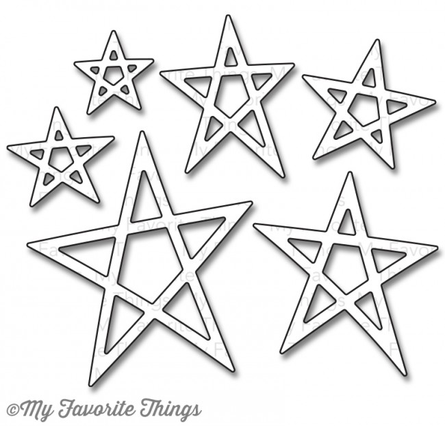 My Favorite Things -  Lucky Stars Die-namics