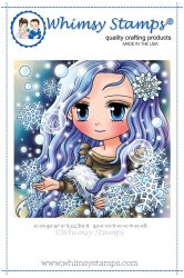 Whimsy Stamps - Neve - Art by MiRan
