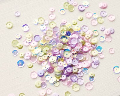 *NEW* - Neat & Tangled - Fairy Garden Sequin Mix
