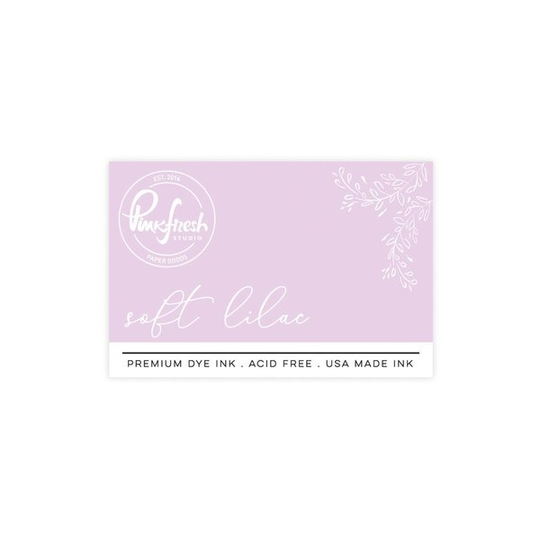 *NEW* - Pinkfresh Studio - Premium Dye ink Pad : Soft lilac