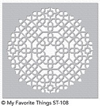 *NEW* - My Favorite Things - Stencil Moroccan Mosaic