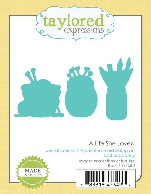 Taylored Expressions - A Life She Loved Dies