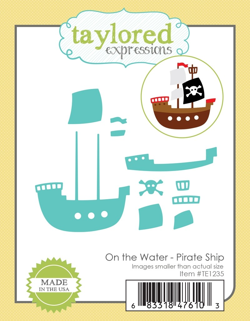 Taylored Expression - On the Water - Pirate Ship