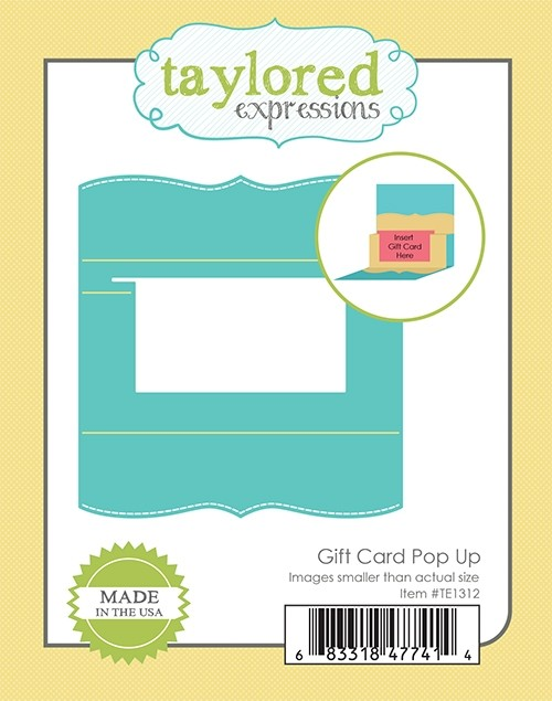 Taylored Expression - Gift Card Pop Up