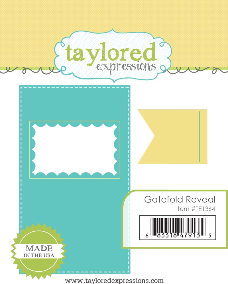 Taylored Expression - Gatefold Reveal