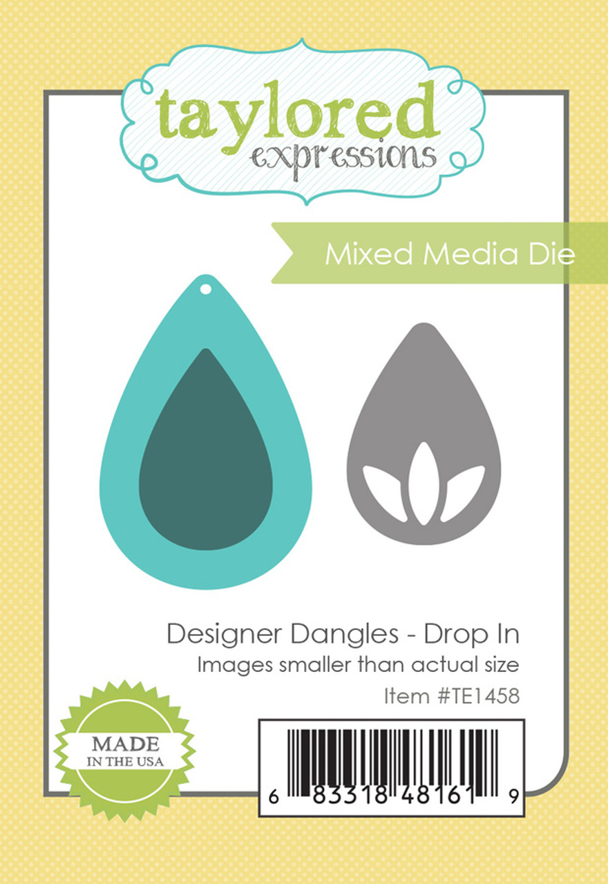 *NEW* - Taylored Expression - DESIGNER DANGLES - DROP IN