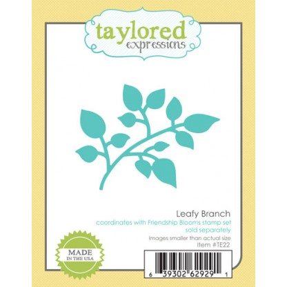 Taylored Expressions - Leafy Branch