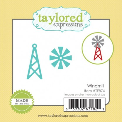 Taylored Expressions- Little Bits - Windmill