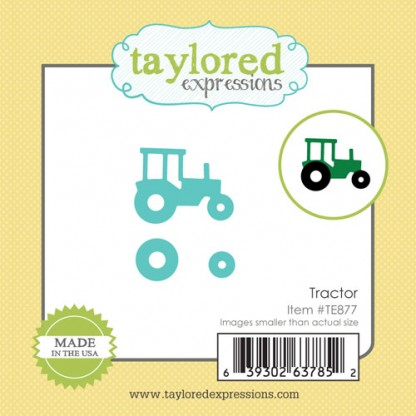 Taylored Expressions- Little Bits - Tractor