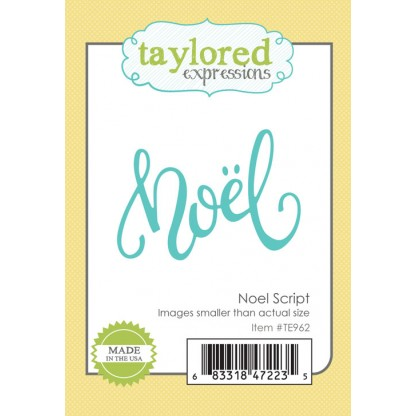 Taylored Expressions- Noel Script
