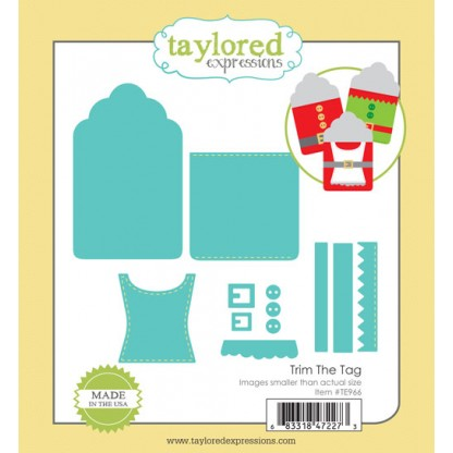 Taylored Expressions- Trim the Tag