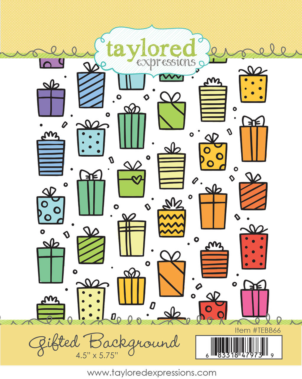 Taylored Expression - Gifted Background