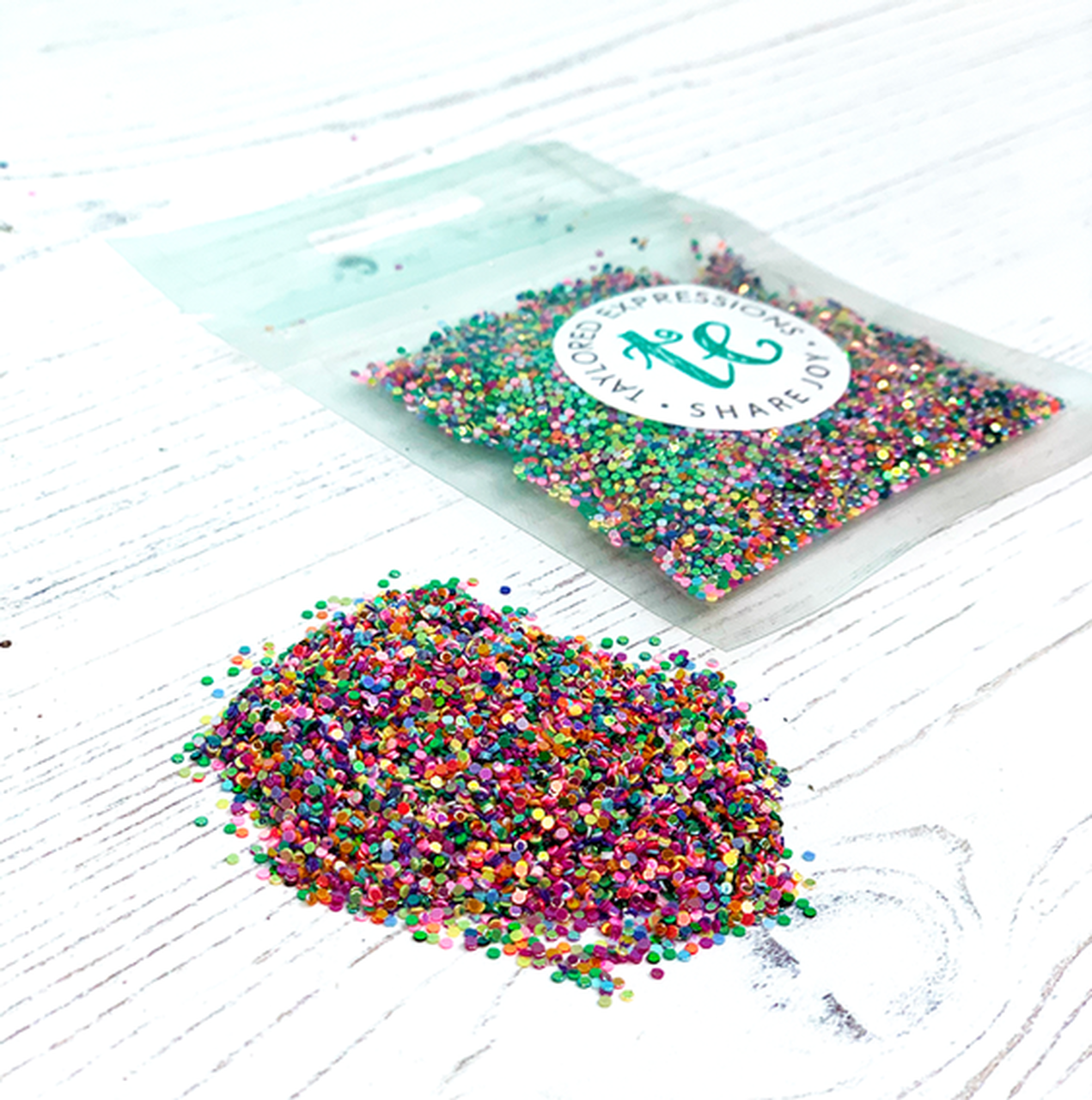 *NEW* - Taylored Expression - Bits & Pieces - Rainbow Sprinkles