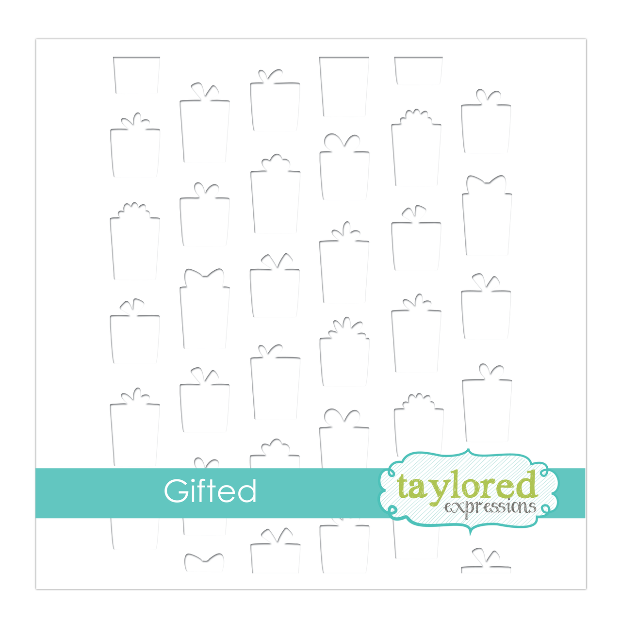Taylored Expression - Gifted Stencil