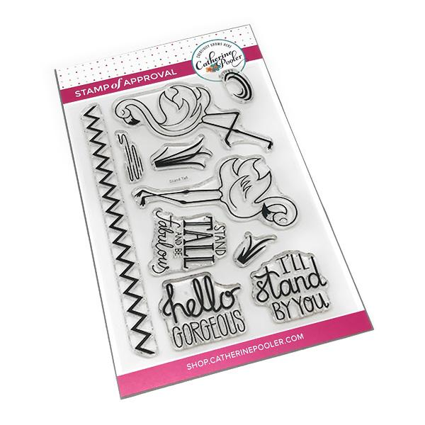 Catherine Pooler - Stand Tall Stamp Set