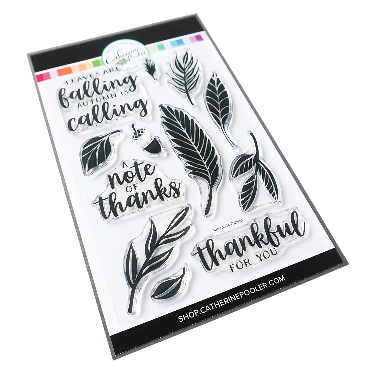 *NEW* - Catherine Pooler - Autumn is Calling Stamp Set