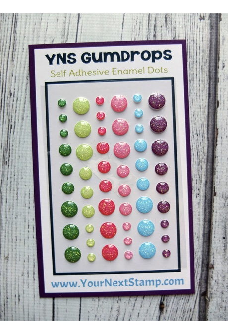 *NEW* - Your Next Stamp - Watermelon Party Sparkly Gumdrops