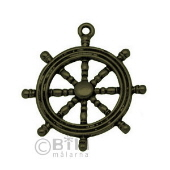 Large Boat Steering Wheel