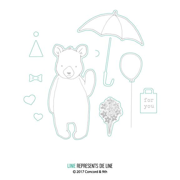 *NEW* - Concord & 9th - Hi There Bear Die
