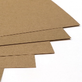 My Favorite Things - MFT Cardstock - Brown Paper Bag 10 pack