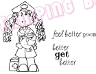 CL Stamping Bella - Nurse Nellie to the Rescue