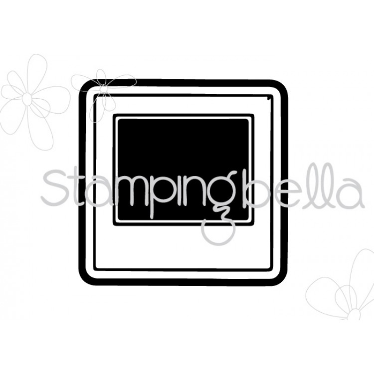 Stamping Bella - uptown girl SNAPSHOTS MINIS CUT IT OUT DIE