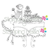 Stamping Bella - Caitlyn's Having a Cupcake Party