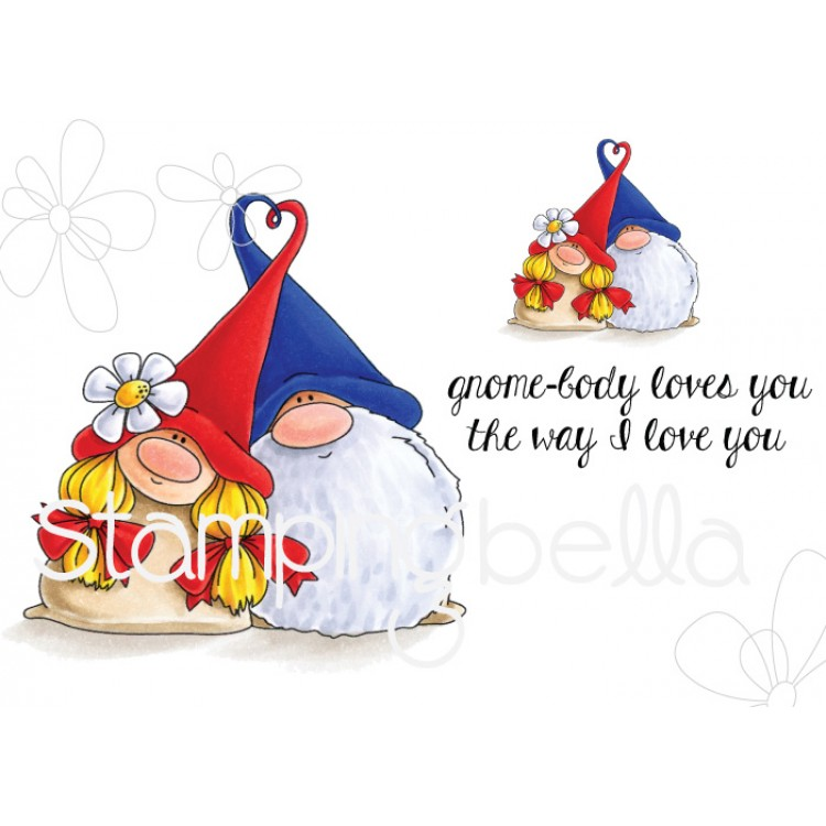 Stamping Bella - LOVEY GNOMES