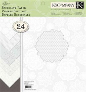 K & Co Elegance Specialty Paper Pad 12x12