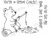 #Fred Bear Goes Fishing