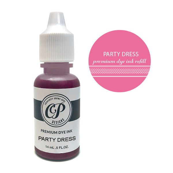 Catherine Pooler - Party Dress - Ink Refill
