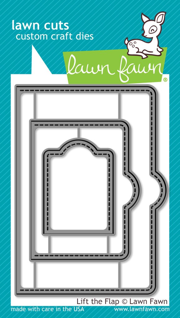 *NEW* - Lawn Fawn - lift the flap