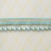 Light Scallop Blue Trim