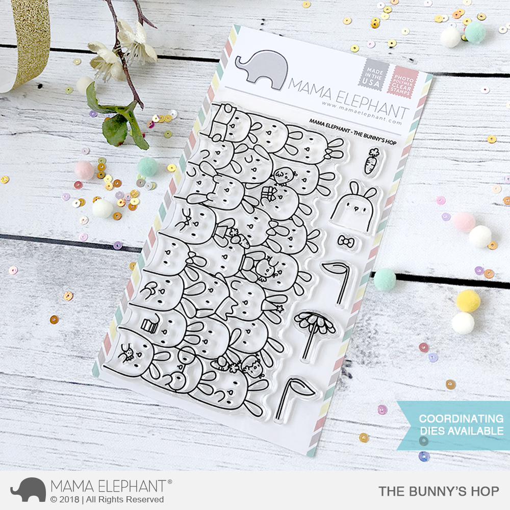 *NEW* - Mama Elephant - THE BUNNY'S HOP