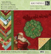 EB Visions of Christmas Specialty Paper Pad