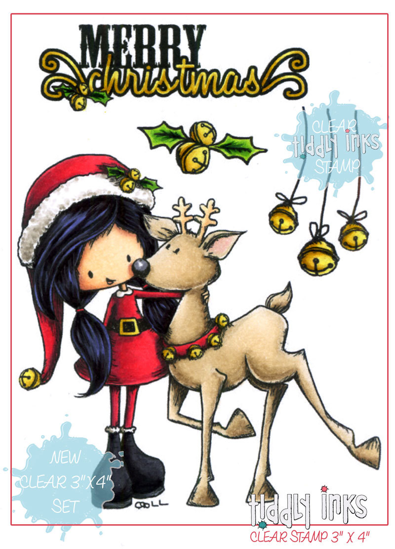 *NEW* - Tiddly Inks - Christmas Wishes